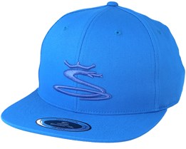 Tour Snake Blue 110 Snapback - Cobra