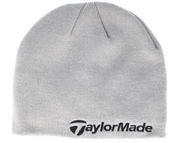 Beanie Grey Traditional Beanie - Taylor Made