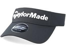 Performance Radar Charcoal Visor - Taylor Made
