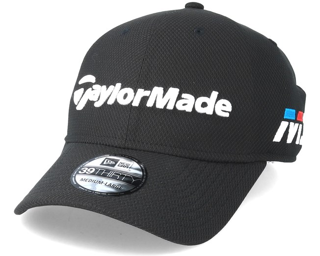 fb64427f05f ... best price taylormade miami dolphin aqua white 2010 adjustable visor  tour 39thirty black flexfit taylor made