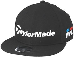 Tour 9Fifty Black Snapback - Taylor Made