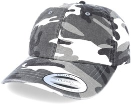 Grey Camo Adjustable - Yupoong