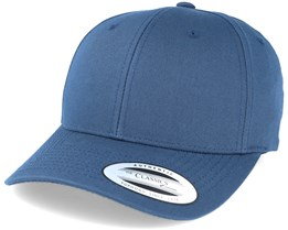 Curved Navy Adjustable - Yupoong