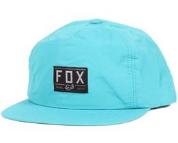 Tones Aqua Snapback - Fox