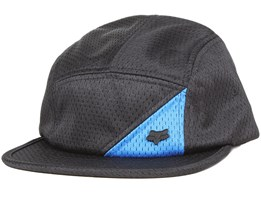 Navigate Camper Black 5-Panel - Fox