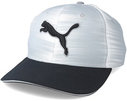 Kids Gotime White/Grey Adjustable - Puma