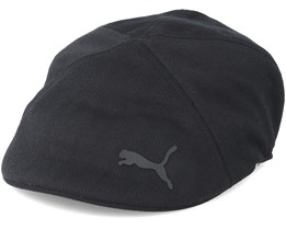 Lifestyle Driver Black Flat Cap - Puma