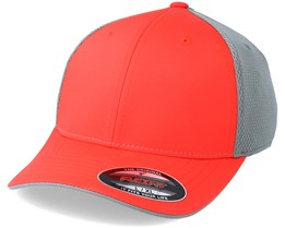 Tourstretch Climacool Side Logo Red/Grey Flexfit - Adidas