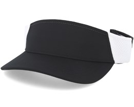 Low Crown Black Visor - Adidas