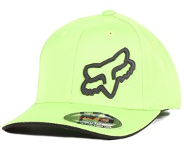 Kids Signature Green Flexfit - Fox