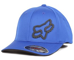 Kids Signature Blue Flexfit - Fox