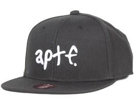 APTF Black/Black Snapback - Appertiff