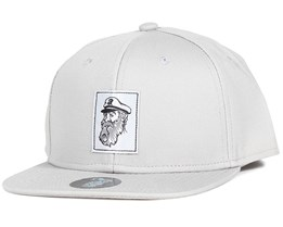 Ohoj Patch Grey Snapback - Appertiff