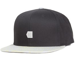 Drawmend Black Snapback - Etnies