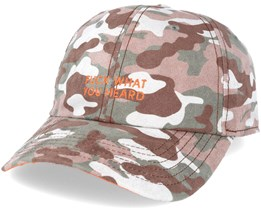 What You Heard Camo Adjustable - Cayler & Sons