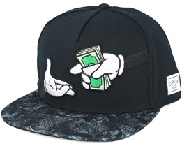 God Given Black Snapback - Cayler & Sons