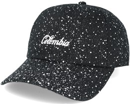 Colombia Curved Black Snapback - Cayler & Sons