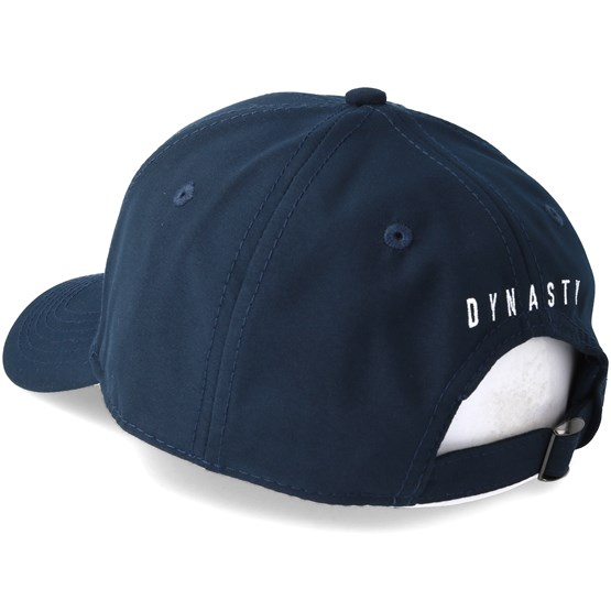 Dynasty curved navy adjustable cayler sons cap for Dynasty motors baltimore md