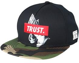 Trust Black Snapback - Cayler & Sons