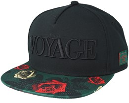 Bon Voyage Black Snapback - Cayler & Sons