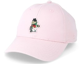 Hyped Garfield Curved Pale Pink Adjustable - Cayler & Sons