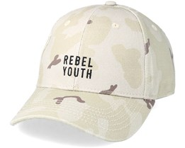Youth Rebel Desert Camo Adjustable - Cayler & Sons