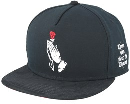 Thorns Black Snapback - Cayler & Sons
