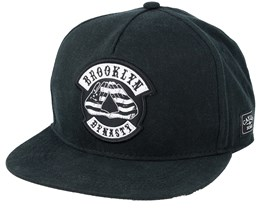 Brooklyn Black Snapback - Cayler & Sons