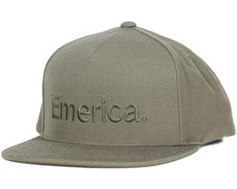 Pure Fatigue Snapback - Emerica