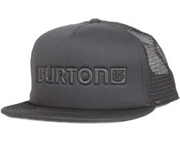 Shadow True Black Snapback - Burton