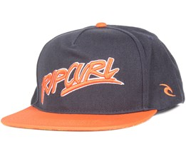 Rover Navy Snapback - Rip Curl