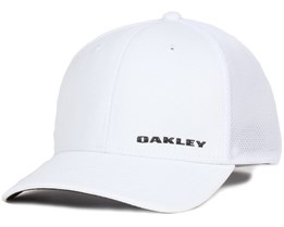 Silicon Bark 4.0 White Flexfit - Oakley