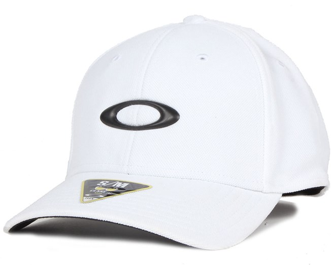 Silicon O-Cap 2.0 White Flexfit - Oakley