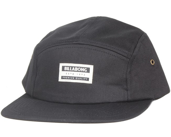 Filmore Black 5-Panel - Billabong