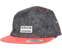 Barnaby Black 5-Panel - Billabong