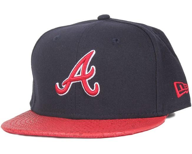 Atlanta Braves Reptvize 9Fifty Strapback - New Era