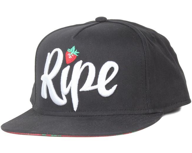Ripe Black Snapback - Neff