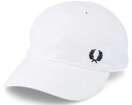 Pique Classic White Adjustable - Fred Perry