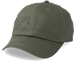 Tonal Fp Tennis Cap Iris Leaf Flexfit - Fred Perry