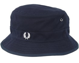 Fisherman Hat Navy Bucket- Fred Perry