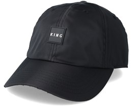 Langdon Curved Black Adjustable - King Apparel
