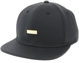 Plashet Black Snapback - King Apparel