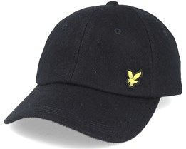Woollen True Black Adjustable - Lyle & Scott