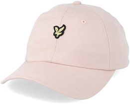 Baseball Cap Dusty Pink Adjustable - Lyle & Scott