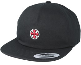 Fort Black Strapback - Independent