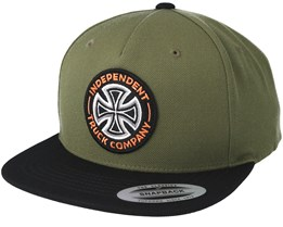 Combi Military/Black Snapback - Independent