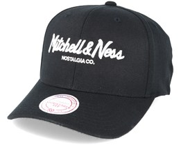 Pinscript 110 Black Adjustable - Mitchell & Ness