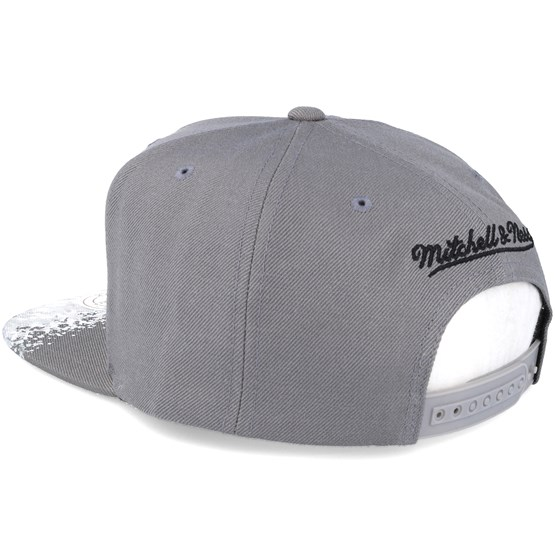 low cost fec6f 4cc02 ... wholesale new york knicks foil lava grey snapback mitchell ness caps  hatstore 214da 21e38