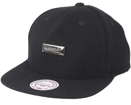 Lincoln 110 Black Snapback - Mitchell & Ness