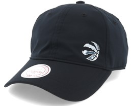 Toronto Raptors Black Adjustable - Mitchell & Ness